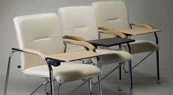 Чем кресла для посетителей отличаются от других