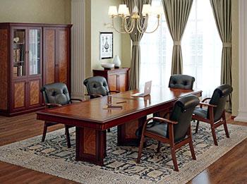Главные моменты при выборе мебели для переговорной