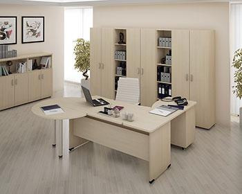 Особенности серии офисной мебели Берлин