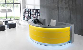 Комплектация мебели для ресепшн