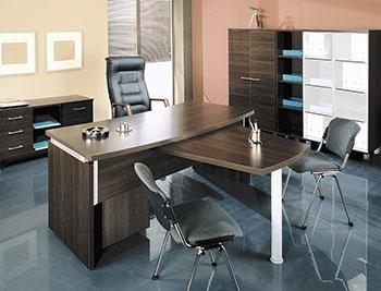 Приставной офисный стол