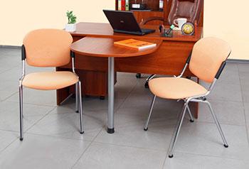 материалы для кресла посетителя